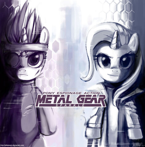 File:FANMADE Metal Gear Sparkle.jpg