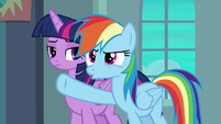 "Rainbow Dash ""not without you"" S6E24"