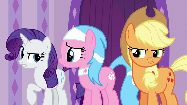 "File:Rarity ""won't consider starting her time"" S6E10.png"
