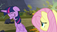 "Twilight ""they're just gonna fight again"" S5E23"