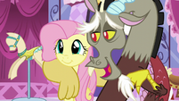 Discord with Fluttershy S5E22