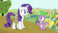 """Spike """"I told you the truth"""" S4E23"""