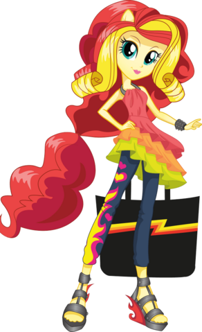 File:Sunset Shimmer Rainbow Rocks character bio art.png