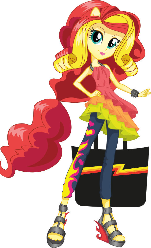 My Little Pony Sunset Shimmer Equestria Girls