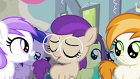 "Little Pony 3 ""the birthday girl's amazing big sister"" S4E19"