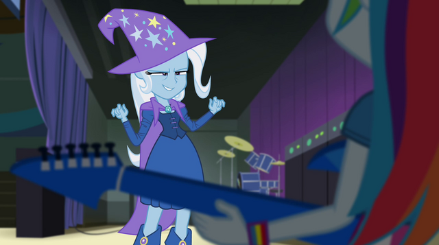 "File:Trixie addressing the ""Rain-goons"" EG2.png"
