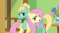 "Fluttershy ""that's what big sisters are for"" S6E11"