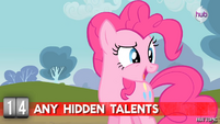"Hot Minute with Pinkie Pie ""the immediate future"""
