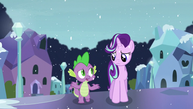 "File:Spike ""I don't remember him saying he didn't want to be friends"" S6E2.png"