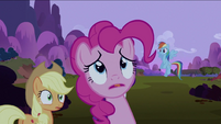 "Pinkie Pie ""Never gonna see"" S2E03"