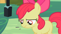 Apple Bloom thinking of a name S2E6