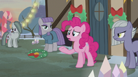 "Pinkie Pie ""this was all a misunderstanding"" S5E20"