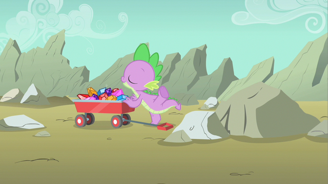 File:Spike sniffing gems S1E19.png