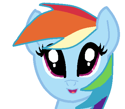File:FANMADE Cute Rainbow Dash.png
