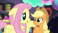 """Fluttershy """"What matters is how hard you tried"""" S5E11"""