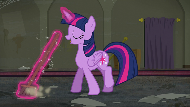 File:Twilight continues sweeping the floor S6E9.png