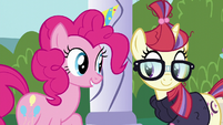 """Pinkie Pie and Moon Dancer """"right!"""" S5E12"""
