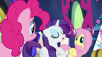 "Rarity ""they're my favorite accent!"" S5E3"