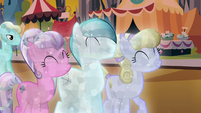 Crystal Ponies energized S3E02