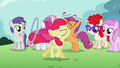 Apple Bloom performs both of her talents S2E06.png