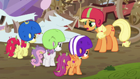 """Applejack """"I thought you all wanted our help"""" S6E14"""