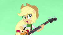Applejack sprouting pony ears EG2