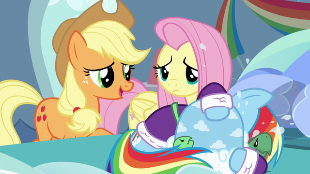 File:Applejack tries consoling Rainbow again S5E5.png