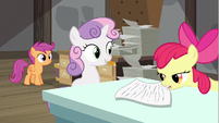 Sweetie Belle will do S2E23