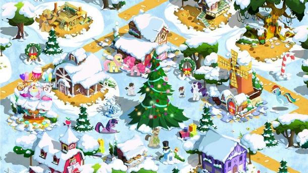 File:GAMELOFT Snow in Ponyville.jpg