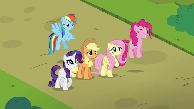 File:The Mane Five S5E26.png