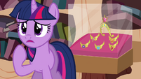 "Twilight ""their cutie marks are all wrong!"" S03E13"