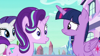 Starlight in pleasant surprise S6E1