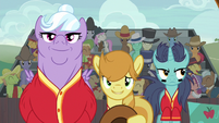 Braeburn humbly accepting defeat S6E18