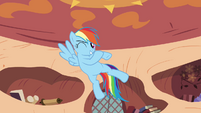 Rainbow 'but I know who's got the goods to get into those woods!' S3E05