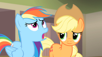 Rainbow '...but come on!' S4E08