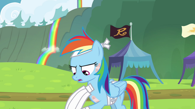 File:Rainbow pulling bandages off S4E10.png