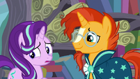 Starlight thinks about what she has to say S6E2