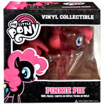 Funko Pinkie Pie glitter vinyl figurine packaging