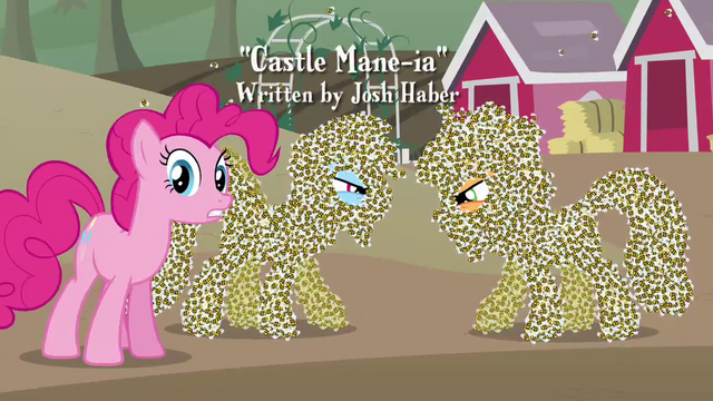 File:Rainbow Dash and Applejack staring S4E03.png