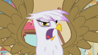 Gilda talks back to Rainbow Dash S1E05