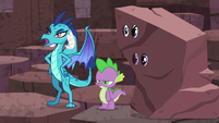 """Ember """"Besides, he doesn't even wanna compete"""" S6E5"""