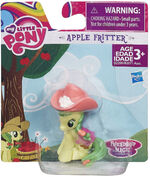 FiM Collection Single Story Pack Apple Fritter packaging