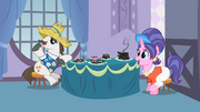 Rarity and Sweetie Belle's parents S2E5