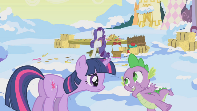 """File:Spike whispering """"I think we lost her"""" S1E11.png"""