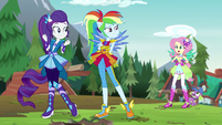"""Fluttershy """"I could help write a new song"""" EG4"""