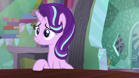 Starlight hears Sunburst S6E2
