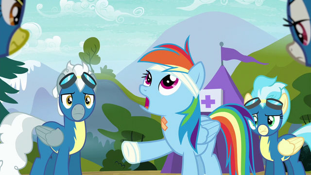 "File:Rainbow ""only stood out for making mistakes"" S6E7.png"