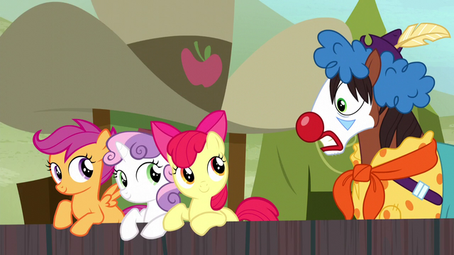 "File:Trouble Shoes ""say what?!"" S5E6.png"