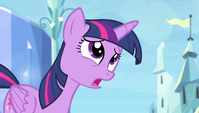 "Twilight ""afraid of how he'll take it"" S4E24"