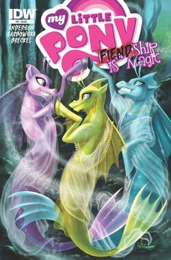 FIENDship is Magic issue 3 cover A